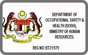 Department of Occupational Safety & Health Malaysia (DOSH): Authorized ...